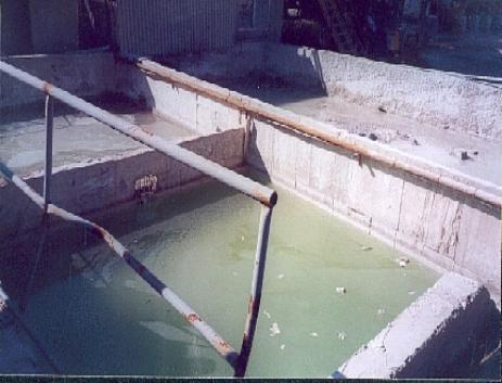 Concrete Production Unit Interbeton Inc., Patras