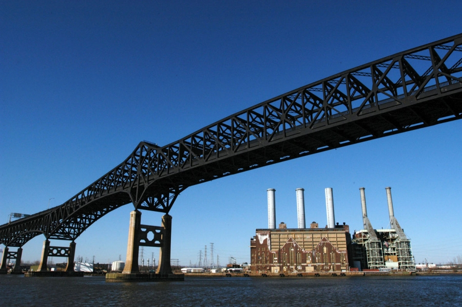 The Pulaski Skyway rehabilitation will reroute 34,000 cars each day