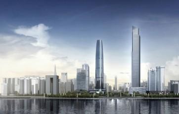 The Guangzhou CTF Financial Center
