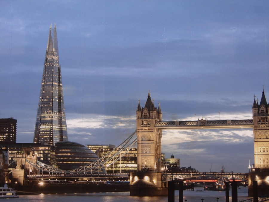 The Shard is the tallest skyscraper in the United Kingdom