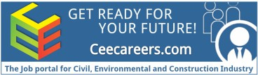 Announcing CEECareers.com: the Job portal for the Construction, Civil and Environmental Engineering Industry.