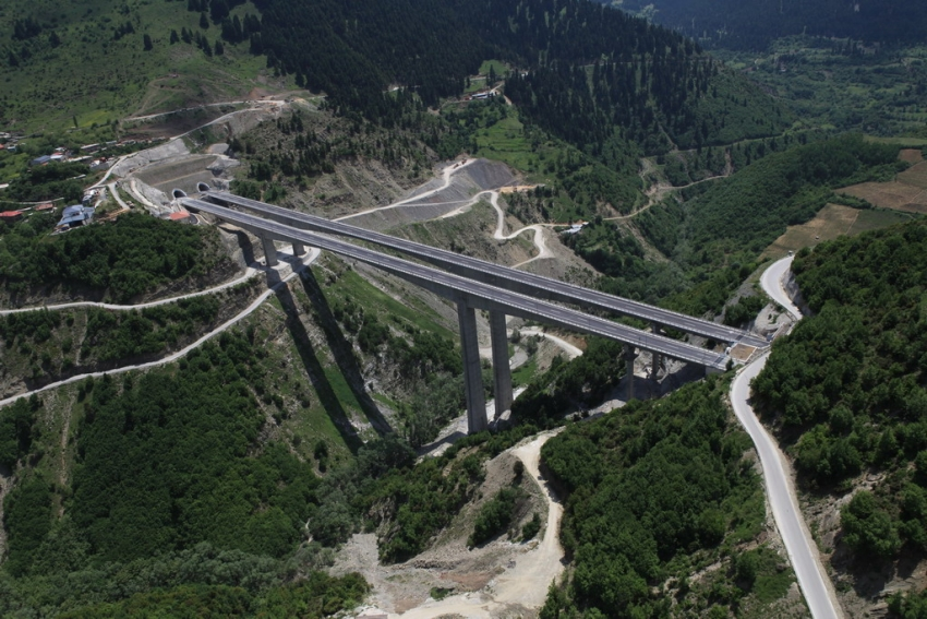 Egnatia Odos, Greece to evaluate most of the country's bridge network