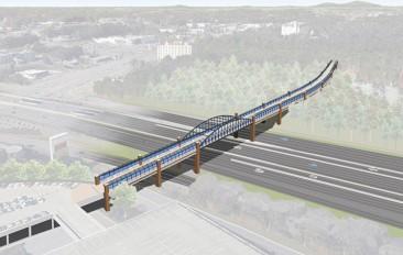 Double decker Braves bridge is under design