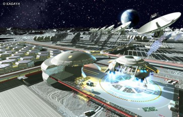Construction of Lunar Base in Consideration by Russia and China