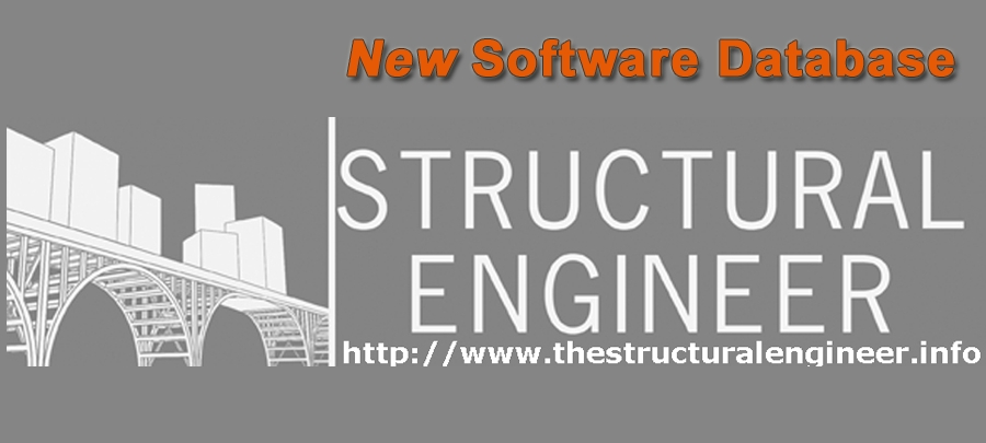 TheStructuralEngineer.info releases new, interactive software database!