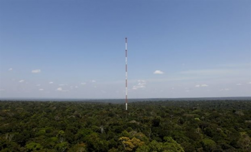 Climate Tower in South America