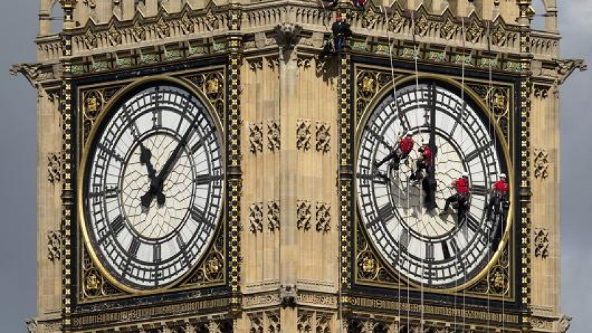 Big Ben Needs Repair
