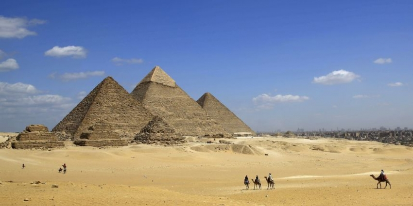 "Egypt: The scientific mission ""Scan Pyramids"""