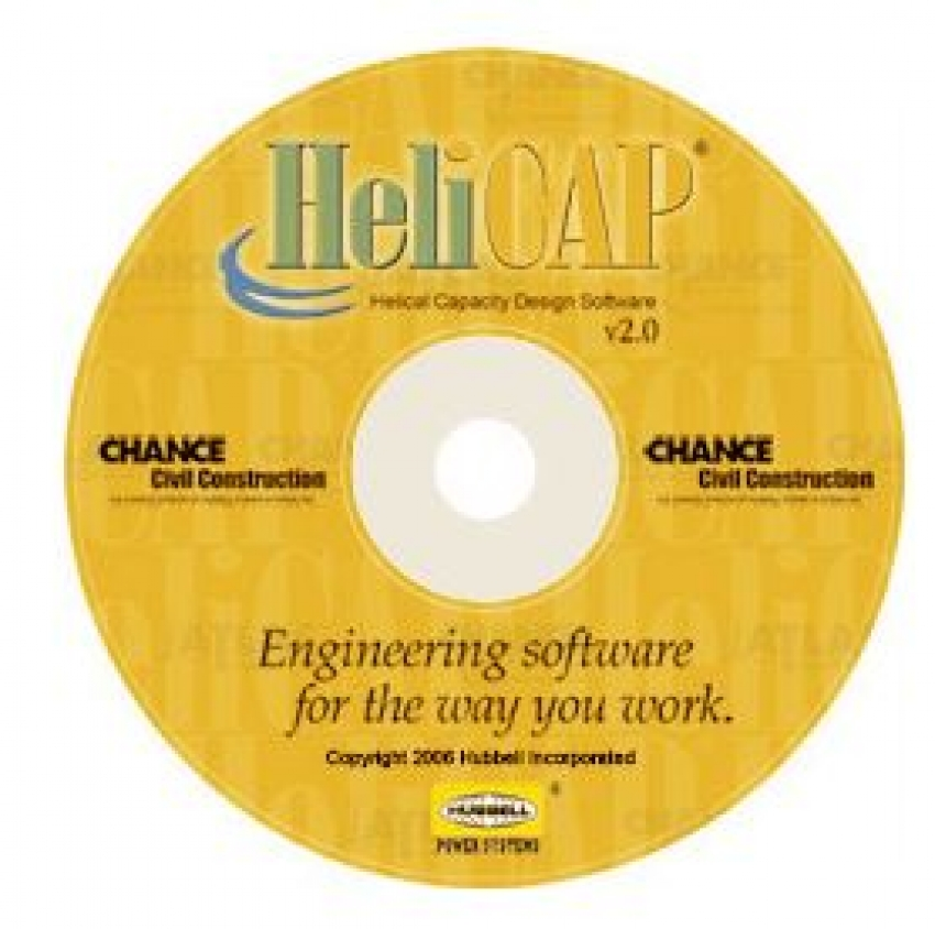 Hubbell: HeliCAP®, Helical Capacity Design Software