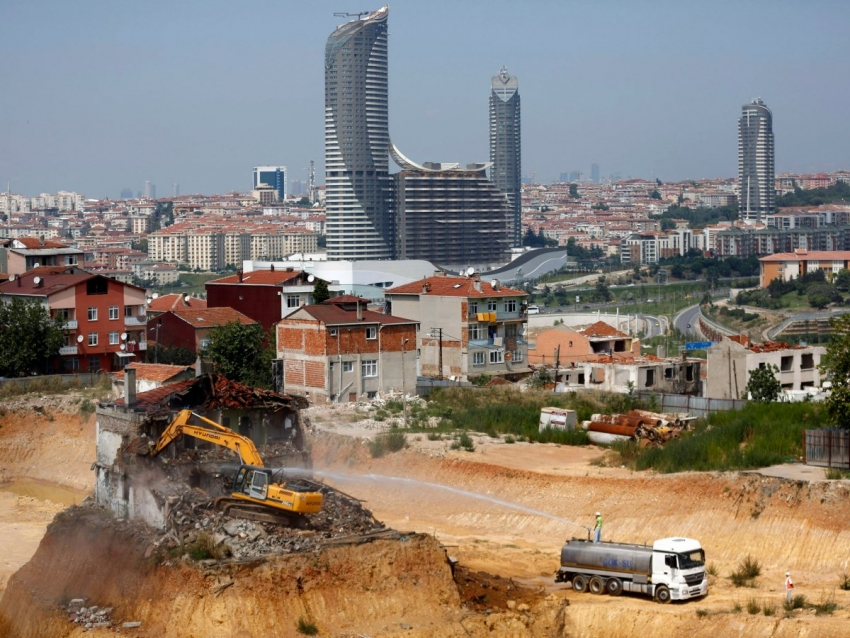 About 7 million buildings will be demolished and rebuilt earthquake-resistant in Turkey