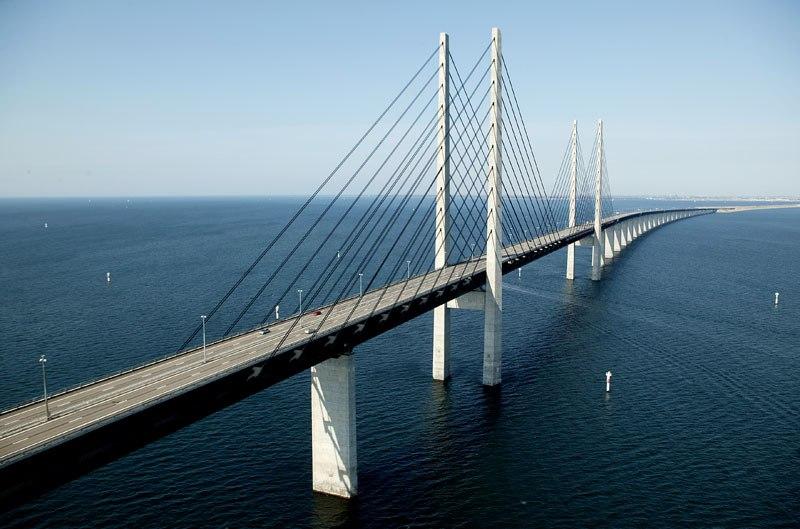 interesting bridges oresund-bridge1