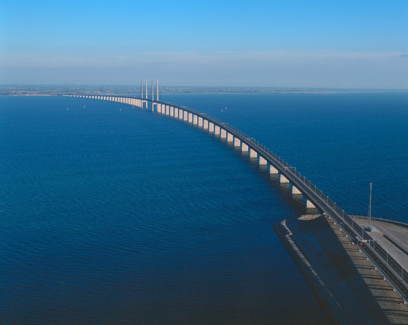 interesting bridges oresund-bridge2