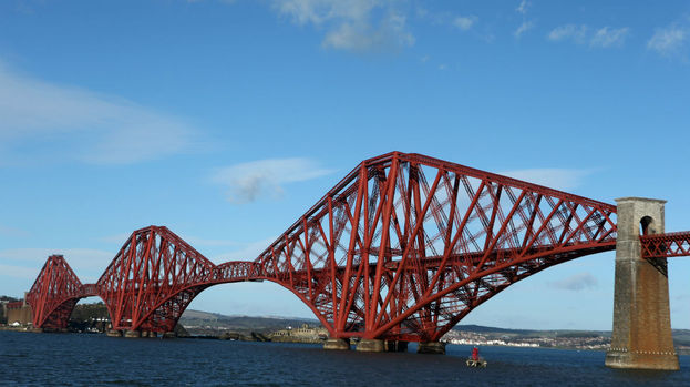 interesting bridges forth bridge1