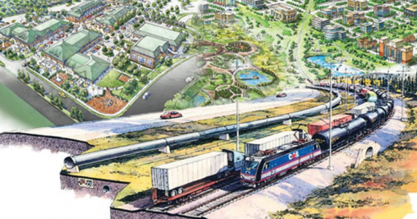 Delhi Mumbai Industrial Corridor: the world's largest infrastructure project is under construction in India