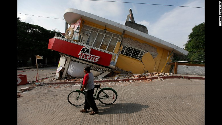 Mexico quake 19Sept 5