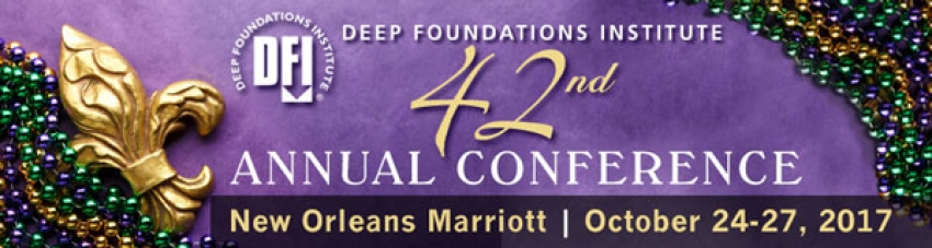 "Hayward Baker will be at the ""DFI 42nd Annual Conference"""