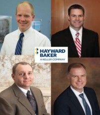 Hayward Baker announces staff promotions in Chicago and California Offices