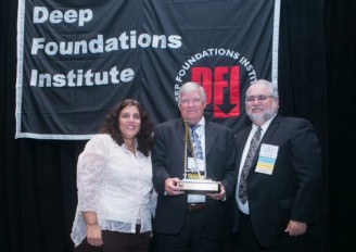 DFI Names George K. Burke Recipient of the 2017 DFI Distinguished Service Award