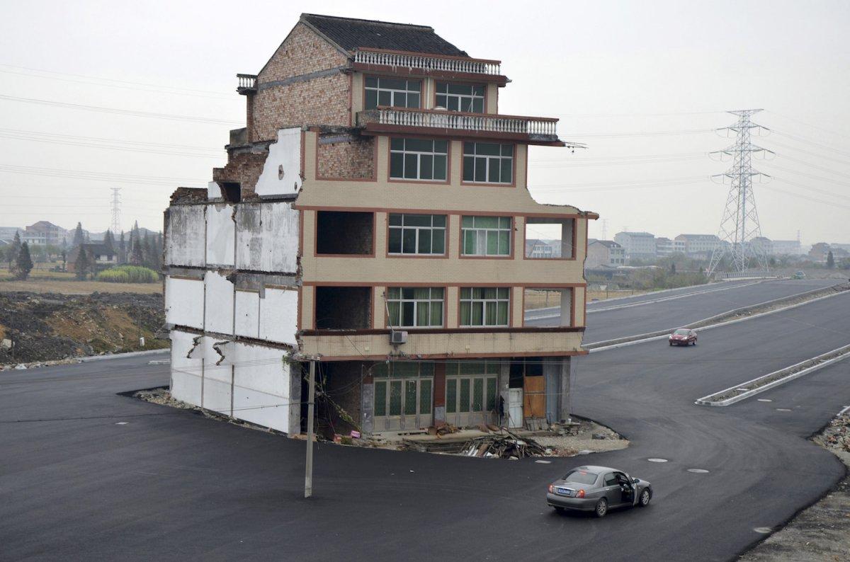 nail house China 1