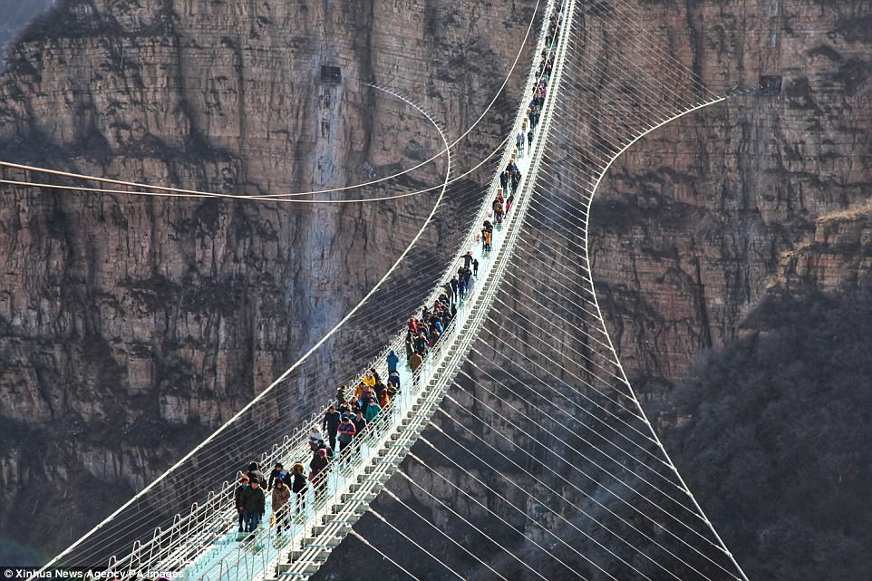 glass bridge China2