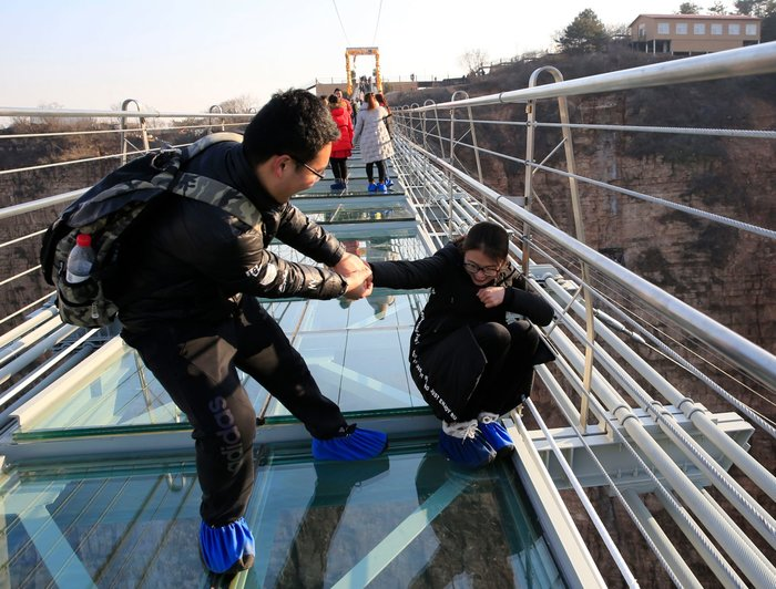 glass bridge China5