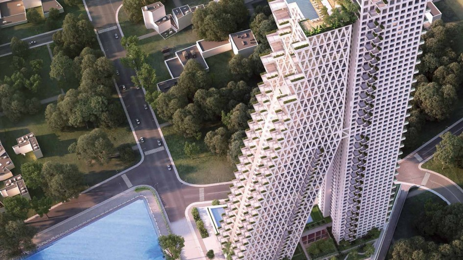 Altair towers Colombo 2