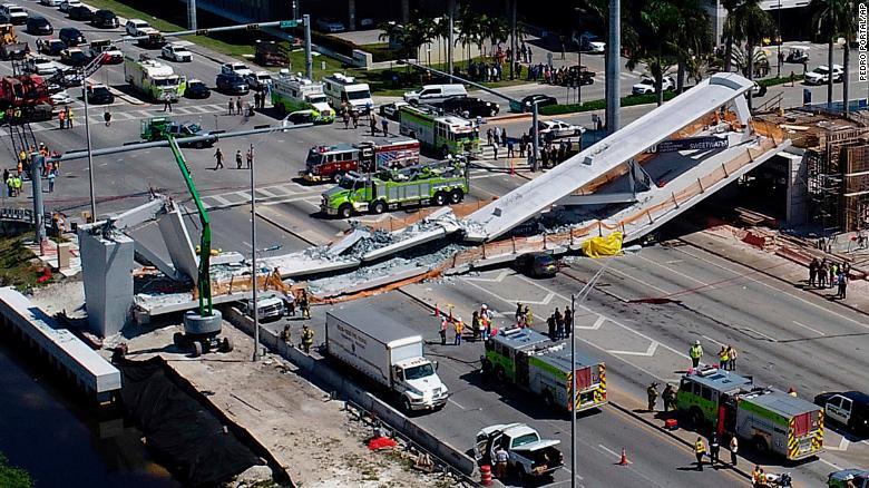 Florida bridge collapse 2