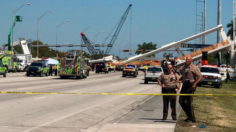 Florida bridge collapse 3