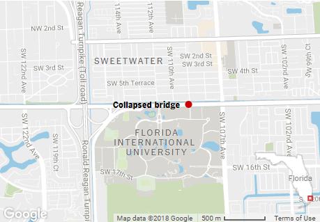Florida bridge collapse 5