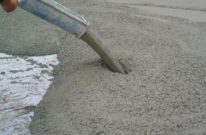 Concrete that traps CO2 emissions for good