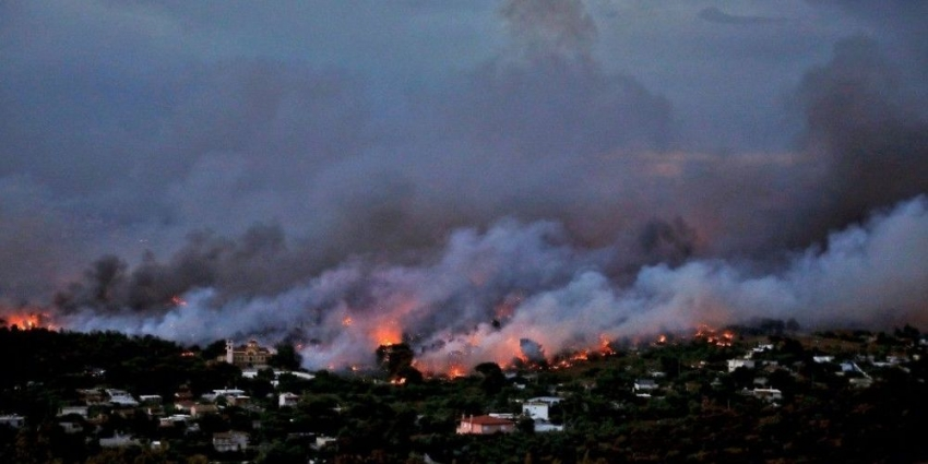 Greek government to demolish illegally built structures in the aftermath of deadly wildfire