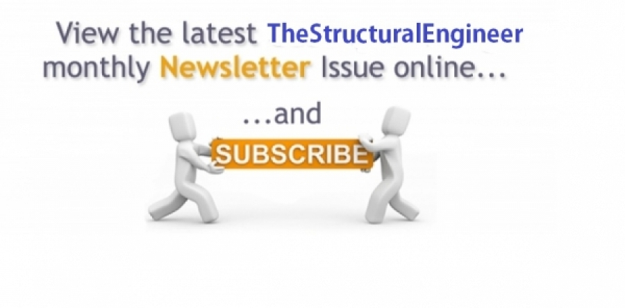 December's issue of TheStructuralEngineer newsletter is out!!!