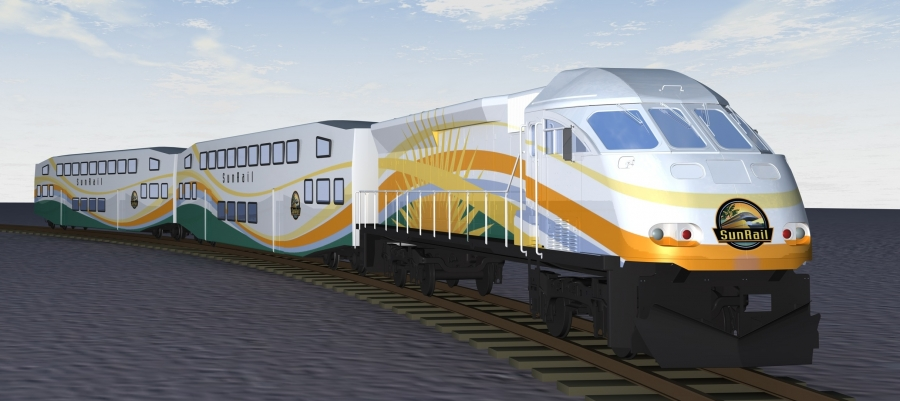 SunRail will run for 62 miles and pass through 17 stations in Phase 2 is completed