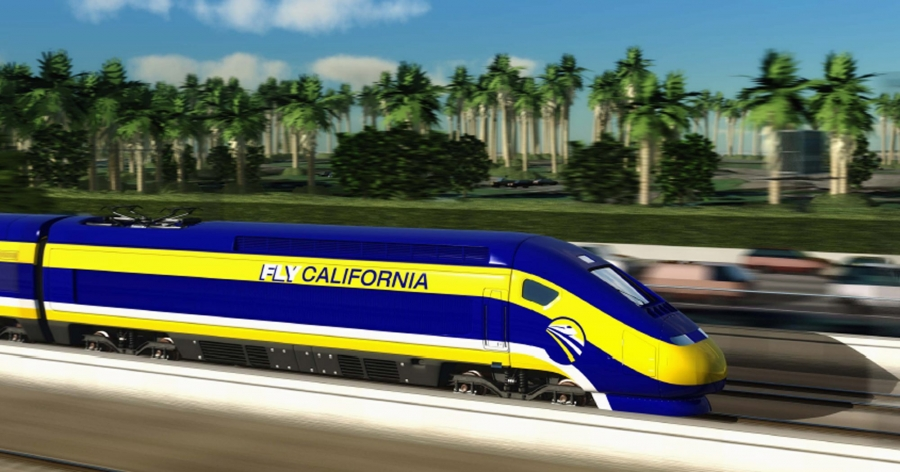 California's high-speed rail has had an up and down year