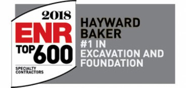 Hayward Baker ranks #1 on ENR list