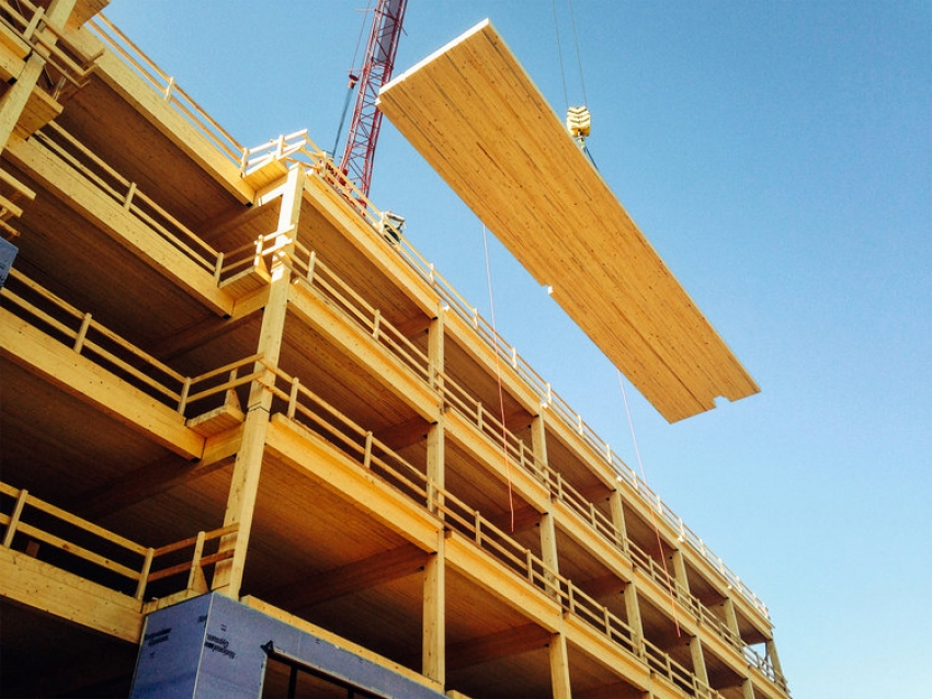 High wooden buildings approved in Washington