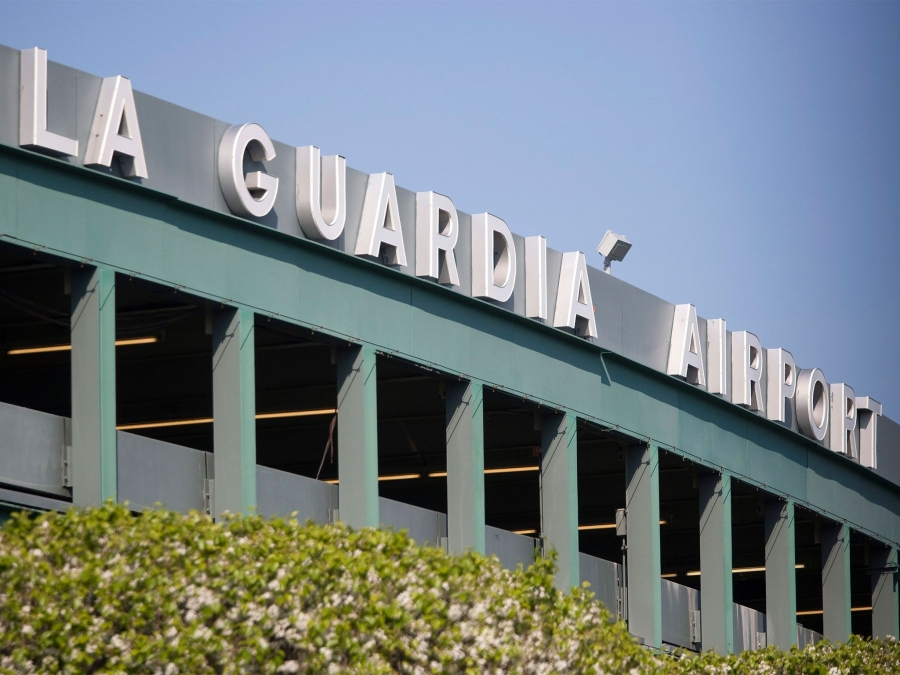La Guardia airport is ranked the worst airport in the United States