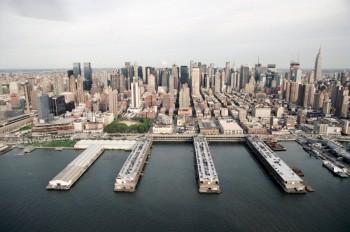 Piers 92-94, New York