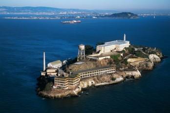 Military facilities found beneath Alcatraz prison