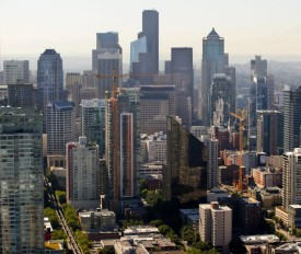 Seattle buildings are less earthquake-resistant than expected-Source: Seattletimes.com