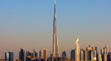 What is the maximum height a skyscraper can reach?