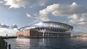 Everton's new stadium