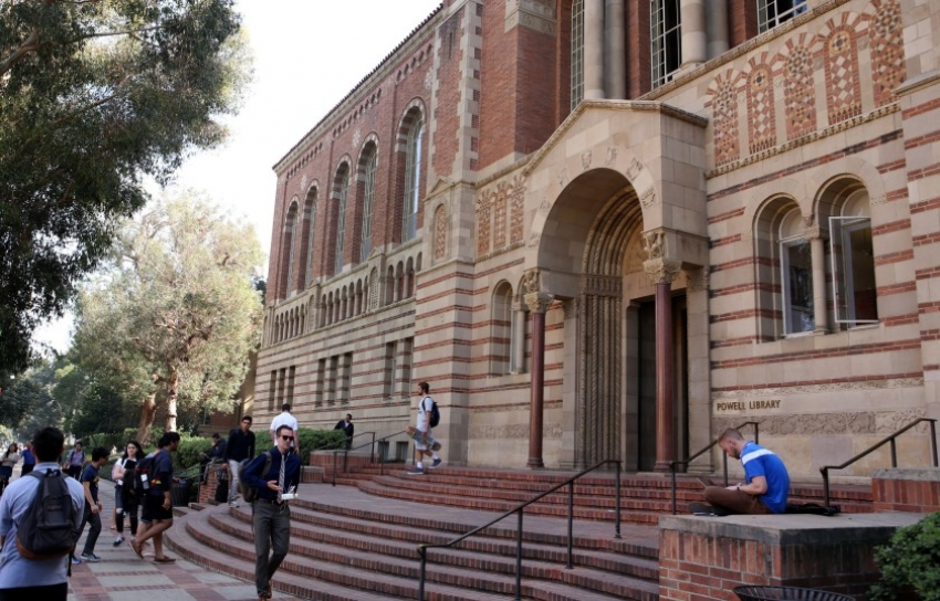 UCLA and UC Berkeley buildings are found seismically deficient
